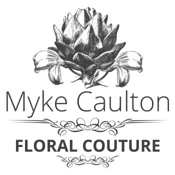 Myke Caulton Floral Couture Logo